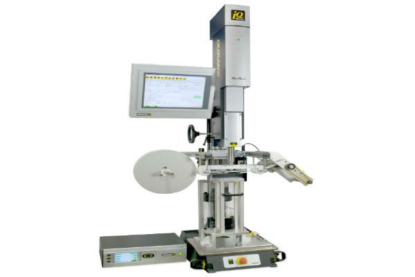 Servo Controlled Ultrasonic Welding System