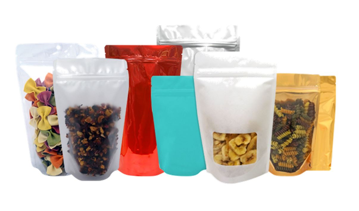Top Sealing Pouches