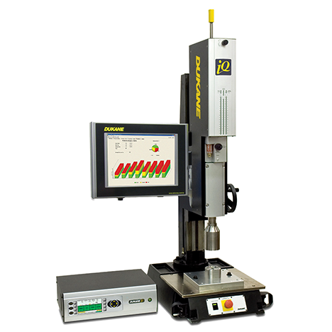 iQ Pneumatic Ultrasonic Welder